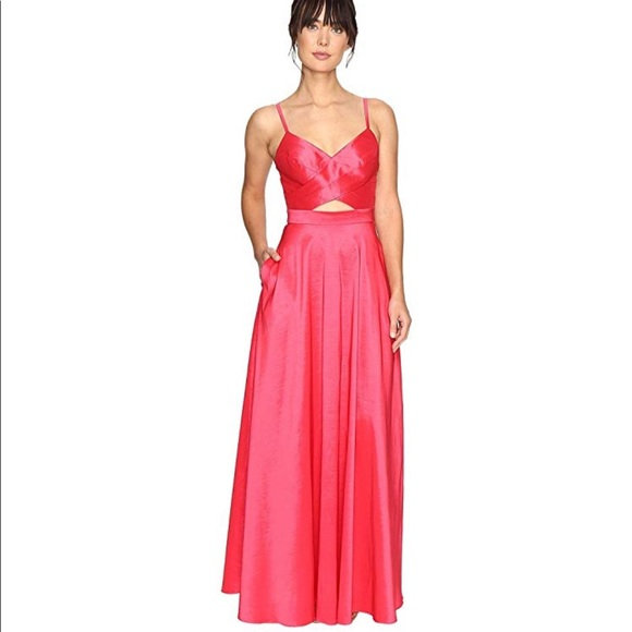 Laundry By Shelli Segal Dresses & Skirts - Laundry by Shelli Segal Womens Taffeta Gown